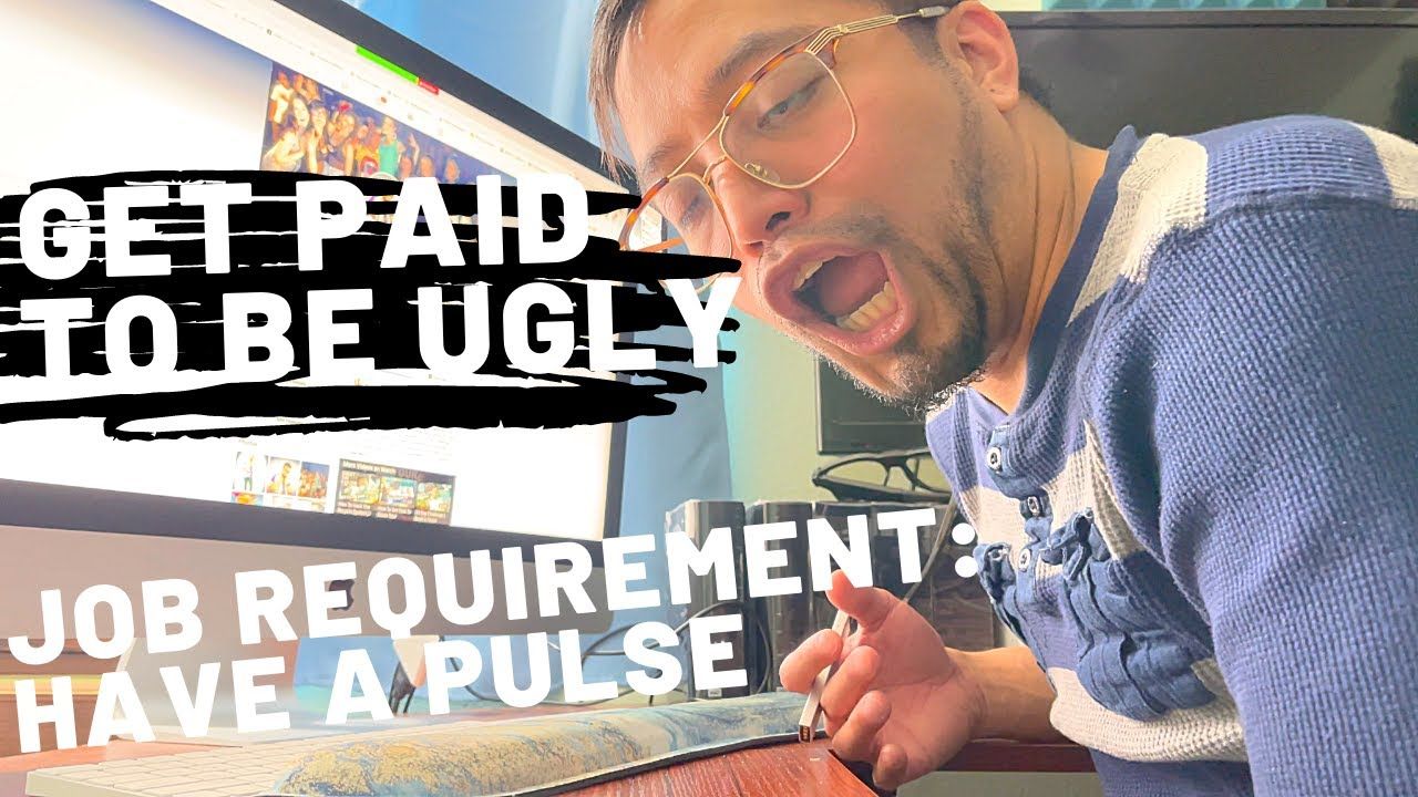 Get Paid To Exist | Easiest Job In The World | Job Requirement: Have A Pulse | Best Side Hustle 2021