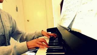 Kingyo Hanabi (Ai Otsuka)   Piano Cover (TEST)