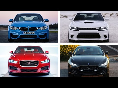 TOP10 Best Luxury Sedan Cars 2016 - Find the best Luxury Sedan Cars 2016