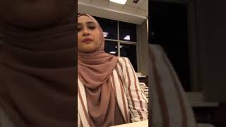 Siti nordiana X fikri ibrahim ( live IG )