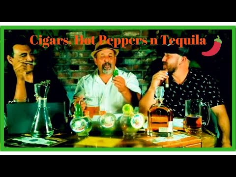 Best Cigar Review with Hot Peppers, Cigars from Cohiba, Nat Sherman, Alec Bradely
