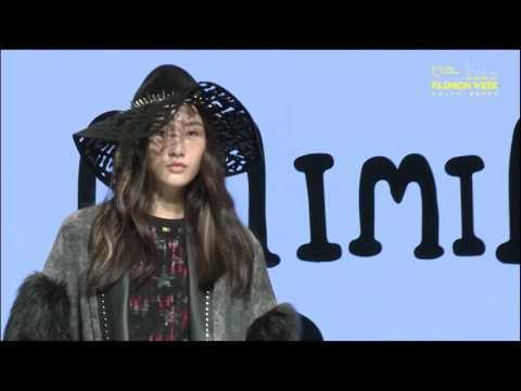 Marie Marquet(MINIME PARIS)——Guangzhou International Fashion Week