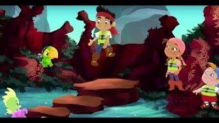 Джейк и пираты Нетландии  - Все серии подряд (Сезон 1 Серии 10, 11, 12) l Мультфильм про пиратов