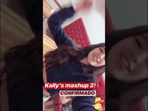 Maia Reficco confirma Kally's Mashup 2