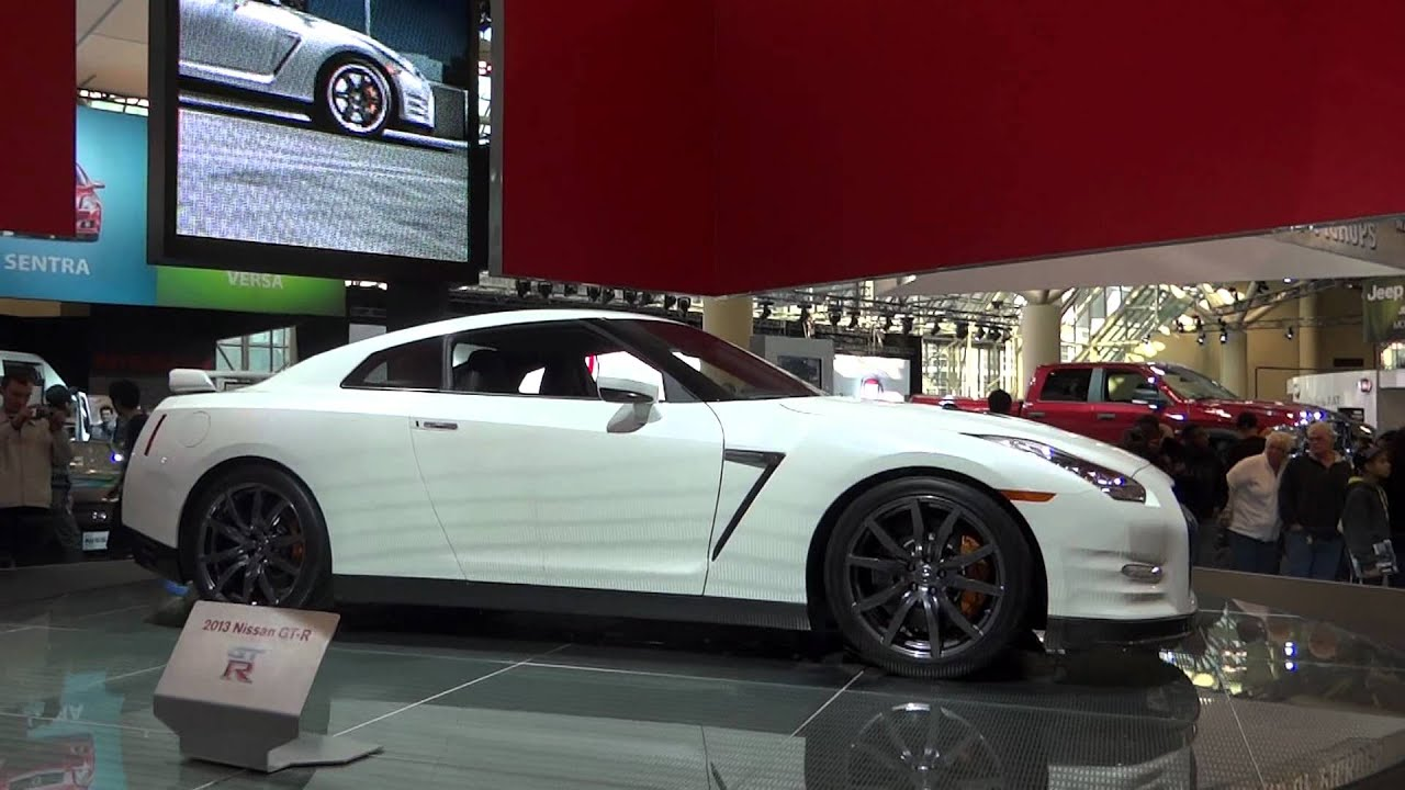 Captivating 2013 Nissan GT R   YouTube