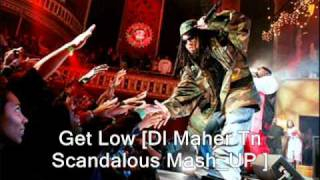 Lil Jon Ying Yang Twins   Get Low Dl Maher Tn Scandalous Mash UP  bpm 101 7