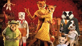 Fantastic Mr Fox 2009 Animation movies for kids