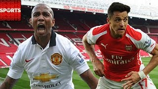 MANCHESTER UNITED and ARSENAL Battle for Premier League Table Placement
