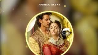 Jodha akbar best bgm |best ever lovely bgm|best bgm what's app status