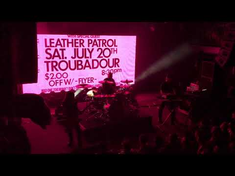 Carpenter Brut - Beware The Beast (Live Boston 4-30-18)