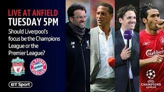 Debate: Should Liverpool focus on the Champions League or the Premier League?