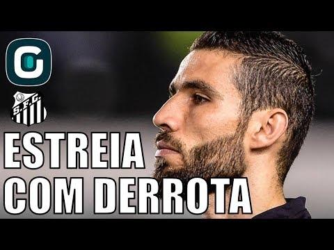 Real Garcilaso 2x0 Santos | Derrota, Mas Destaque Para Vanderlei- Gazeta Esportiva (02/03/18)