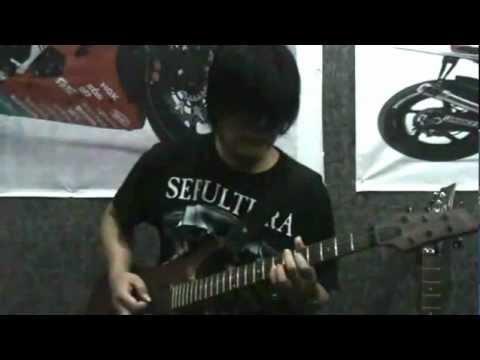 Roxx- Rock bergema (guitar 1 sound cover & solo)