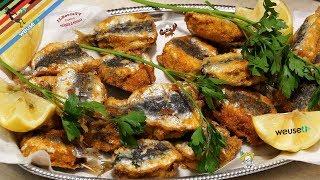 159 - Sarde ripiene..anche con le pance piene! (ricetta con pesce azzurro dal gusto irresistibile)