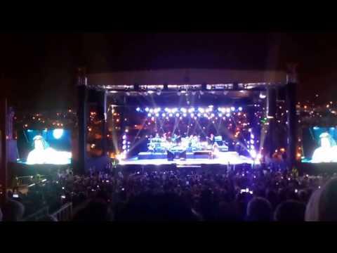 Yanni -Nostalgia - Live at Amman - Jordan 25/9/2016 citadel hill of Amman