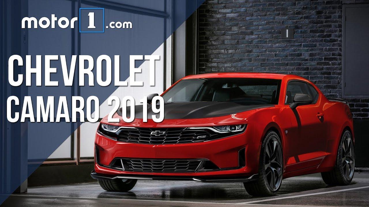 2019 Chevy Ss >> Conheça o novo Camaro 2019 - YouTube
