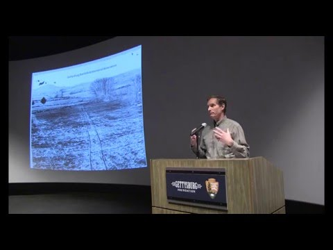 Monuments, Memory, and Reconstruction at the High Water Mark (Lecture)