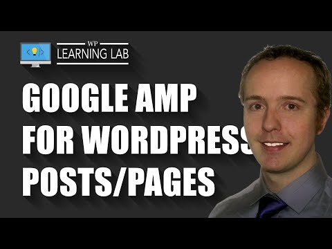 Google AMP For WordPress - AMP Pages On WordPress Using WordPress AMP Plugin