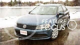 2016 Volkswagen Jetta's New 1.4L Turbo Engine - Feature Focus