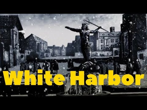 The Traveller's Guide to White Harbor city