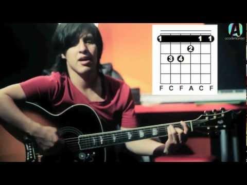Fun - We are young (Tutorial Guitarra)
