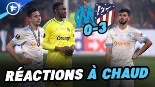 La déception des Marseillais après la défaite en finale | OM 0-3 Atlético Madrid