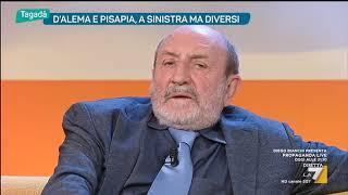 Tagadà - D'Alema e Pisapia, a sinistra ma diversi (Puntata 06/10/2017)