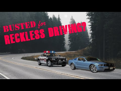 HOW TO GET OUT OF RECKLESS DRIVING - SPEEDING TICKETS