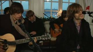 MANDO DIAO-DANCE WITH SOMEBODY  ( 1rst  ACOUSTIC )   | super HD |