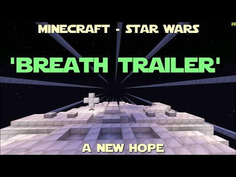 The original Star Wars, recreated shot-for-shot in Minecraft, is almost fully operational