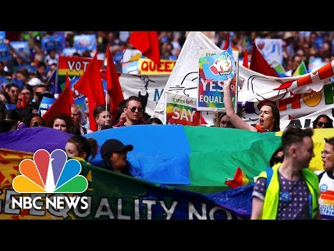 Australia Same-Sex Marriage Vote Spawns Toxic Debate | NBC News