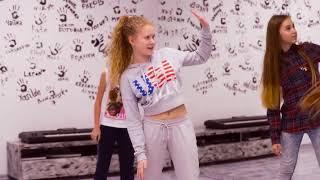 OPEN KIDS   Stop people! Официальный видео урок по хореографии из клипа   Open Art Studio