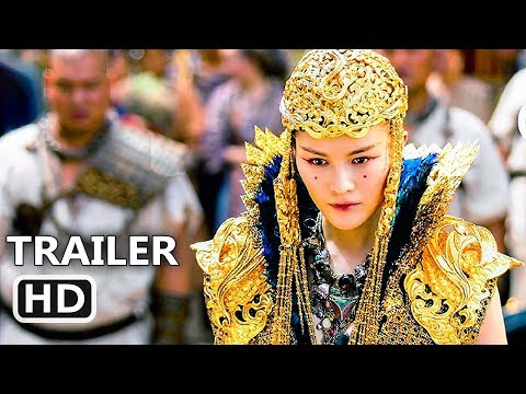 Thumbnail: LEGEND OF THE NAGA PEARLS Official Trailer (2017) Fantasy Adventure Movie HD