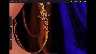 FKA Twigs Magdalene Drawing Livestream