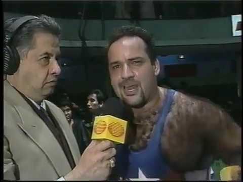 Emilio Charles Jr. vs. Miguel Perez Jr.