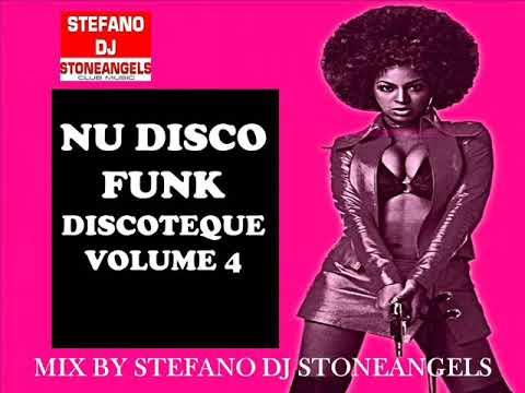 NU DISCO FUNK DISCOTEQUE MIX BY STEFANO DJ STONEANGELS #nudisco #funk #oldschool #djstoneangels