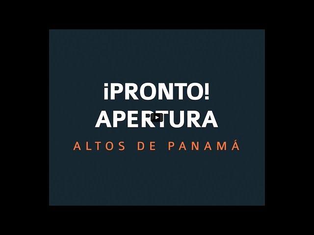 Nueva Sucursal PowerClub Panama Altos de Panama !!! Apertura Junio 2018 !!!!