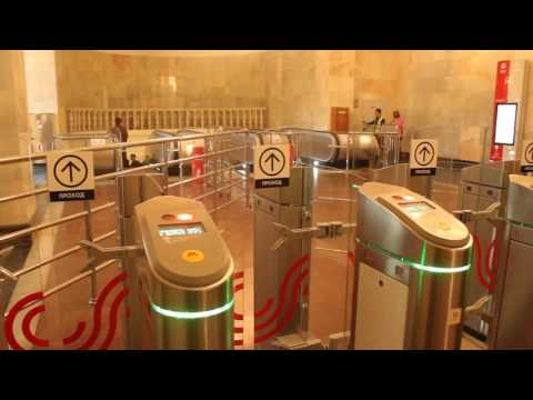 Северный вестибюль станции метро «Красные Ворота» открыт после реконструкции
