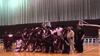 2007関西大学バレーボール連盟春季リーグ戦 立命館大学 優勝記念映像