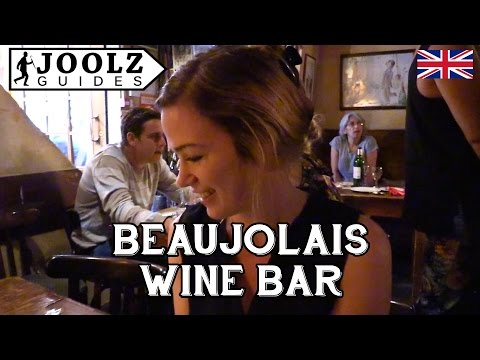 Le Beaujolais - TOP 50 THINGS TO DO IN LONDON - London Wine Bar Guides