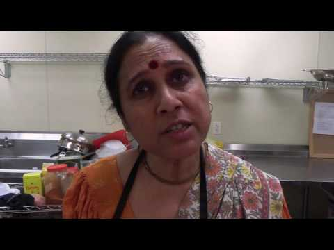 Kalashandji's Vegetarian Thanksgiving  by Manjuali Devi in Dallas, Texas 2016