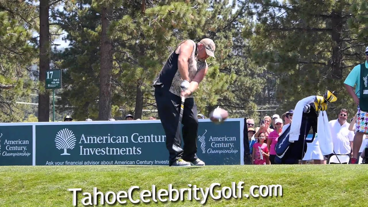 American Century Celebrity Golf Championship Tournament ...