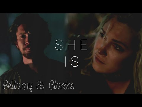 """➳Bellamy & Clarke 