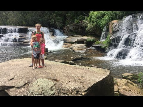 Blue Ridge Parkway NC Mount Pisgah Vacation 2017