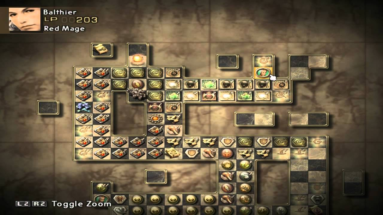 FF12Izjs Other 01 License Boards Mid Game YouTube
