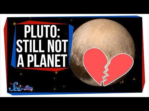 Pluto: Still Not A Planet