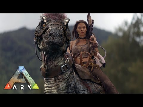 ARK Live Action Trailer by PIXOMONDO!