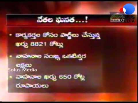 Maa Tv Coverage on scam chart By Solus Media