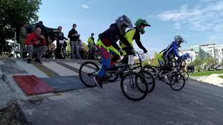 Odprto BMX prvenstvo ljubljanskih osnovnih šol 2017
