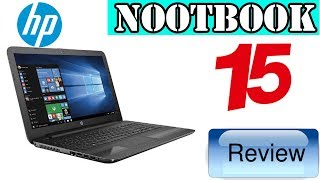 HP Notebook 15 Review !